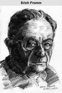 Wat maakt ons mens? Erich Fromm Business Tales